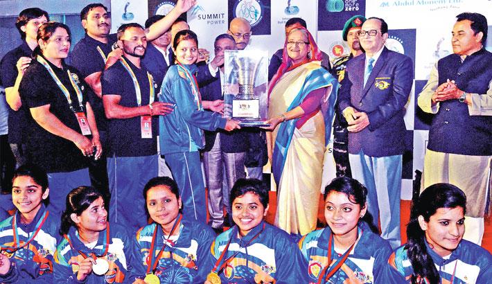 Modern sports village in  Padma vicinity soon: PM