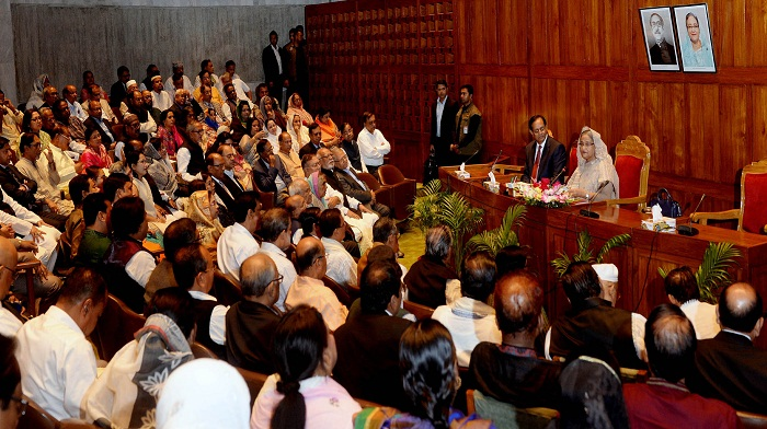 Awami League MPs directed to project Canadian court's verdict calling BNP terror outfit