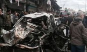 Syria conflict: 35 killed in car bomb attack