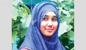 Khadiza goes back home in a day or two