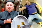 Kim Jong-nam killing: VX nerve agent 'found on his face'