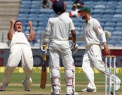 India loses 7 wickets for 11, all out for 105 v Australia