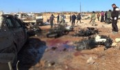 Suicide bomber kills 51 near Syria town taken from IS