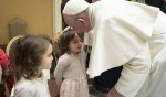 Pope meets families of Gulshan attack victims