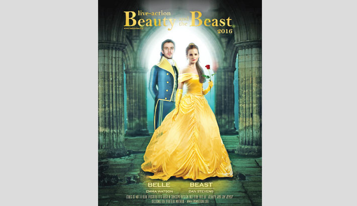 Beauty and the Beast is unapologetically romantic: Emma