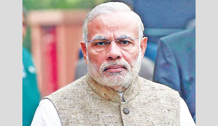 Modi hints at Pakistani hand in deadly rail crash in November