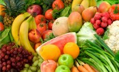 Eating fruits and vegetables reduces lung disease risk