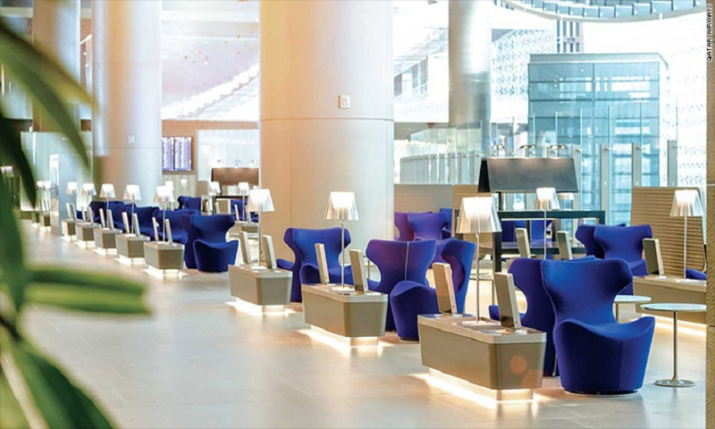 World's best business class airline lounge