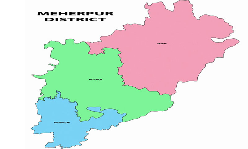 25 injured in Meherpur clash