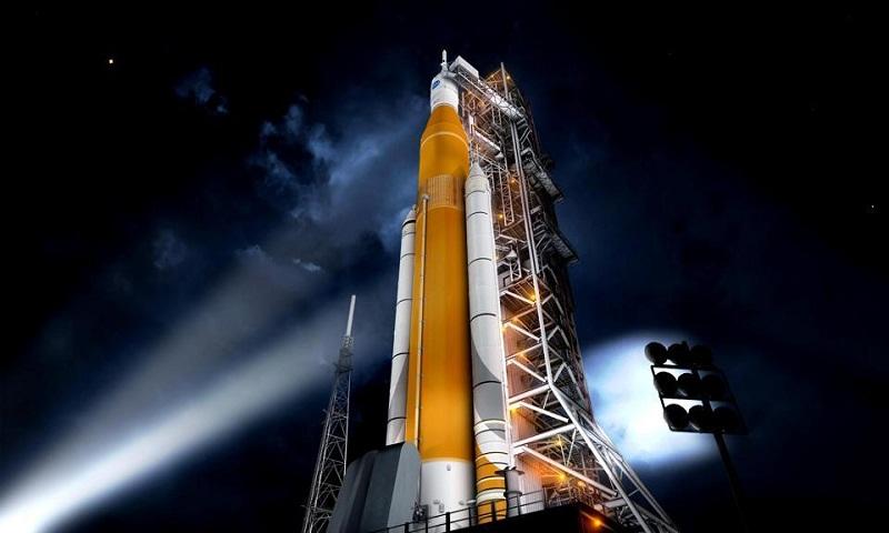 NASA thinks to put astronauts on deep space test flight