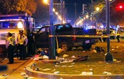Truck rams into parade crowd in US, 28 injured