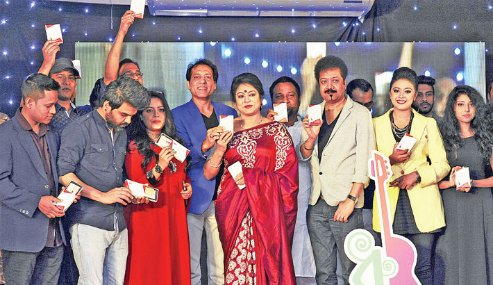 Dhruba Music Station starts with a bang