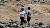 3 dead as floods cause landslides, water cuts in Chile