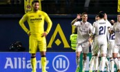 Villarreal 2-3 Real Madrid: Madrid storm back to take vital win