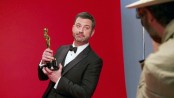 Sound mixer finally wins Oscar -- on 21st try