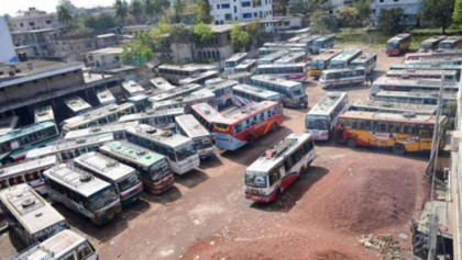 Transport strike in 10 districts of Khulna division ends