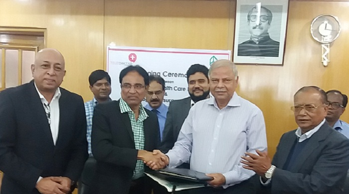Edison Health-Pragati Insurance sign health insurance deal