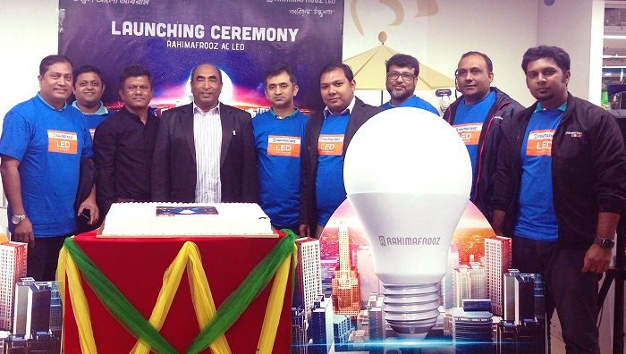 Rahimafrooz launches AC LED bulb and tube light