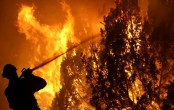 Humans spark most US wildfires: Study