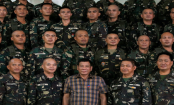 Philippines marshals troops in anti-drug crackdown