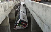8 dead, 30 injured as bus plunges into river in India