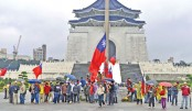 Protests in Taiwan as island marks 70 years since massacre