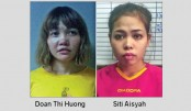 Two women to be charged with Kim murder: Malaysia