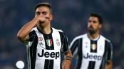 Dybala puts Juve in control in Italian Cup