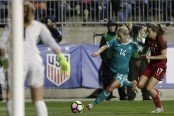 US women's soccer team beats Germany 1-0 to open 2017
