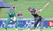 Bullseye as Guptill's 180 levels ODI series