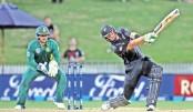 Bullseye as Guptill's 180 levels ODI series