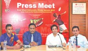 Inter-university badminton tournament begins Thursday