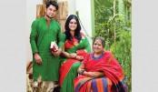 Priyabhashini, Samina, Shwapnil on a single video