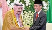 Indonesia, S Arabia sign deals  as king starts landmark visit
