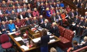 UK House of Lords throws wrench in government's 'Brexit' plan