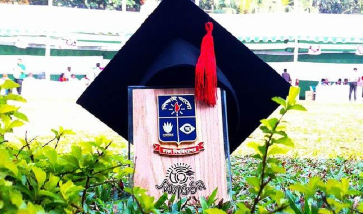 50th Dhaka University convocation Saturday