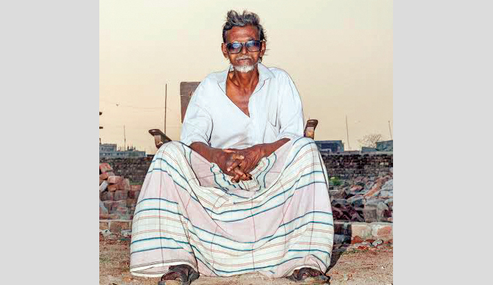 Exhibition Depicting Sufferings Of Homeless People