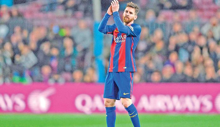 Madrid draw sends Barca top