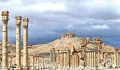Syrian army battles IS inside Palmyra