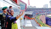 Encourage children to  engage in sports: PM