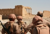 Syrian army retakes ancient city of Palmyra from Islamic State militants