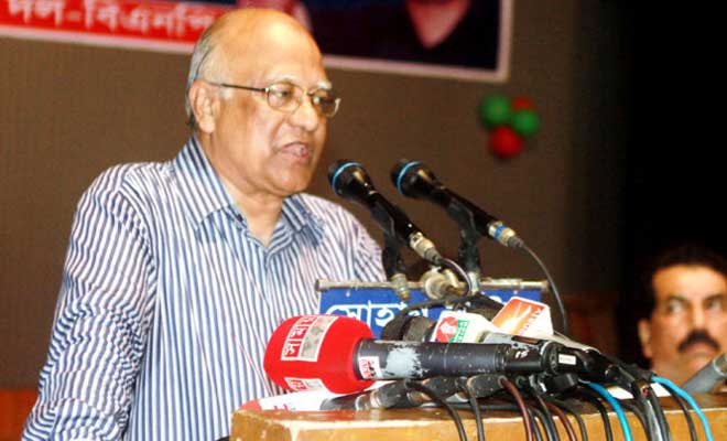 All party's registration will be cancelled if BNP's cancel: Mosharraf