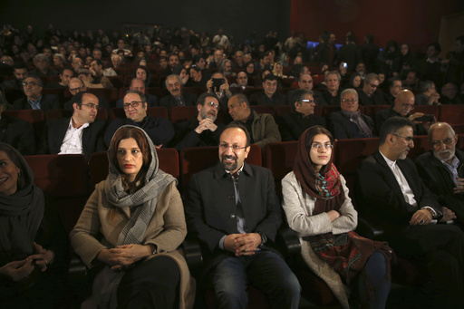 Iranians celebrate 2nd Oscars win for Farhadi