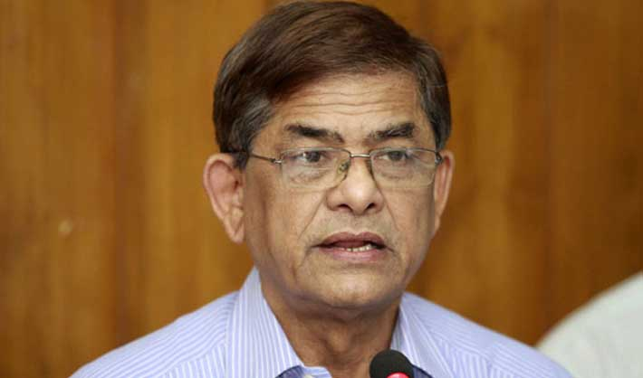 UK minister tells Khaleda they want participatory polls: Fakhrul