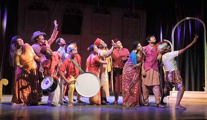 Kanjus delights Sylhet audience