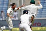 India 168-5 at tea in 2nd Australia Test