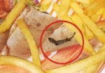 Pregnant woman finds dead lizard in McDonald's french fries in Kolkata (Video)