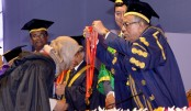 DU convocation: 80 students receive gold medals