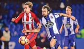 Atletico draw, Sevilla  two points back