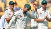 Australia bowl out India for 189 in 2nd Test